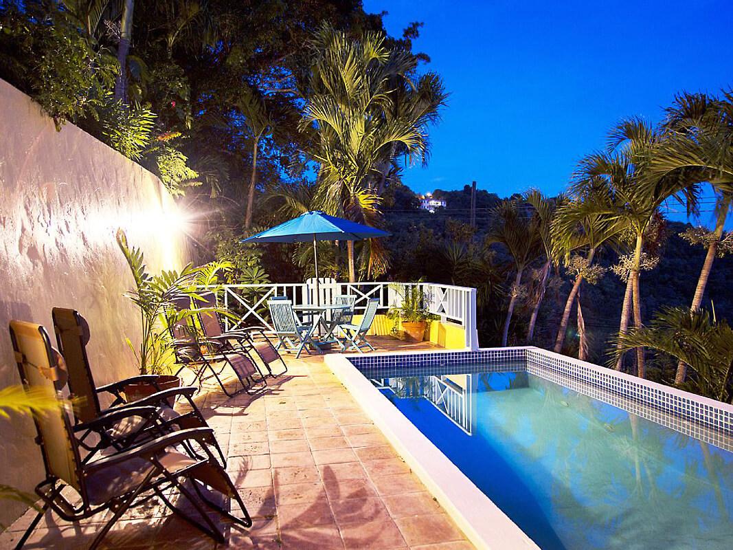 Harbour Heights Villa Tortola BVI