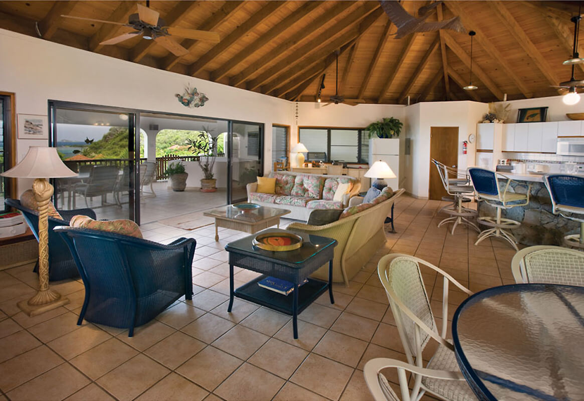 Lobolly Villa at Mahoe Bay Virgin Gorda