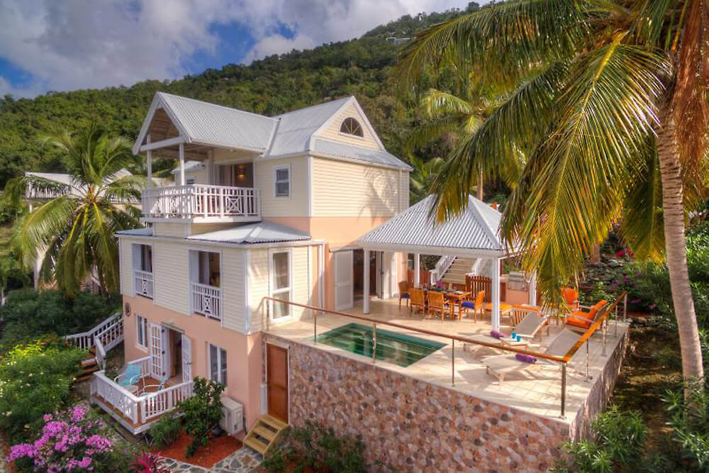 Moonstone Beach Villa