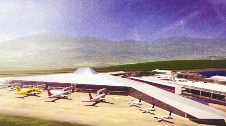 Plans for $230 Million Makeover of St. Thomas Airport