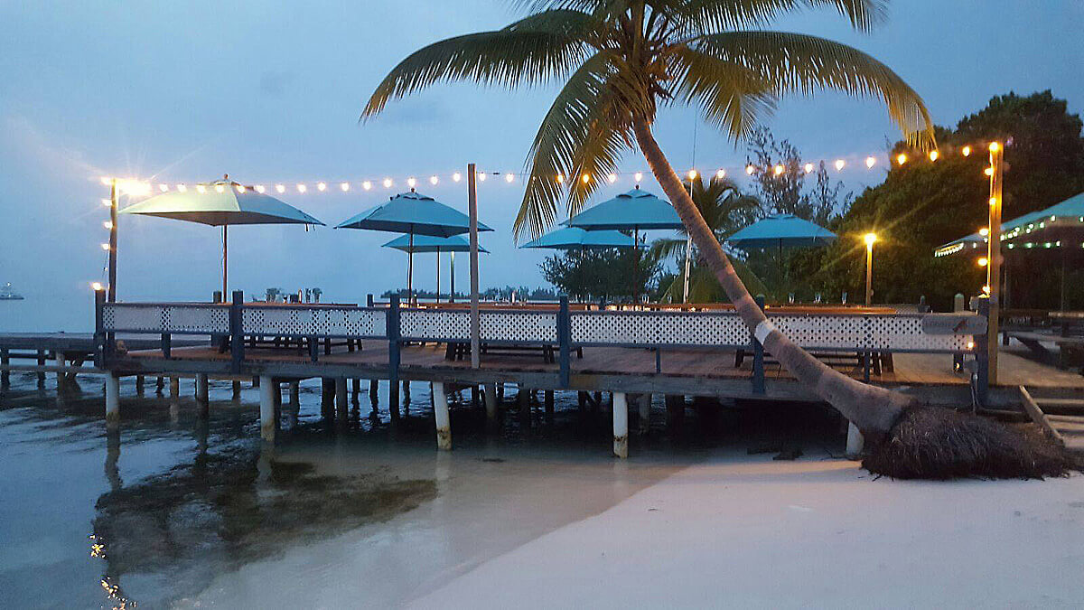 The Lobster Trap Restaurant Anegada BVI
