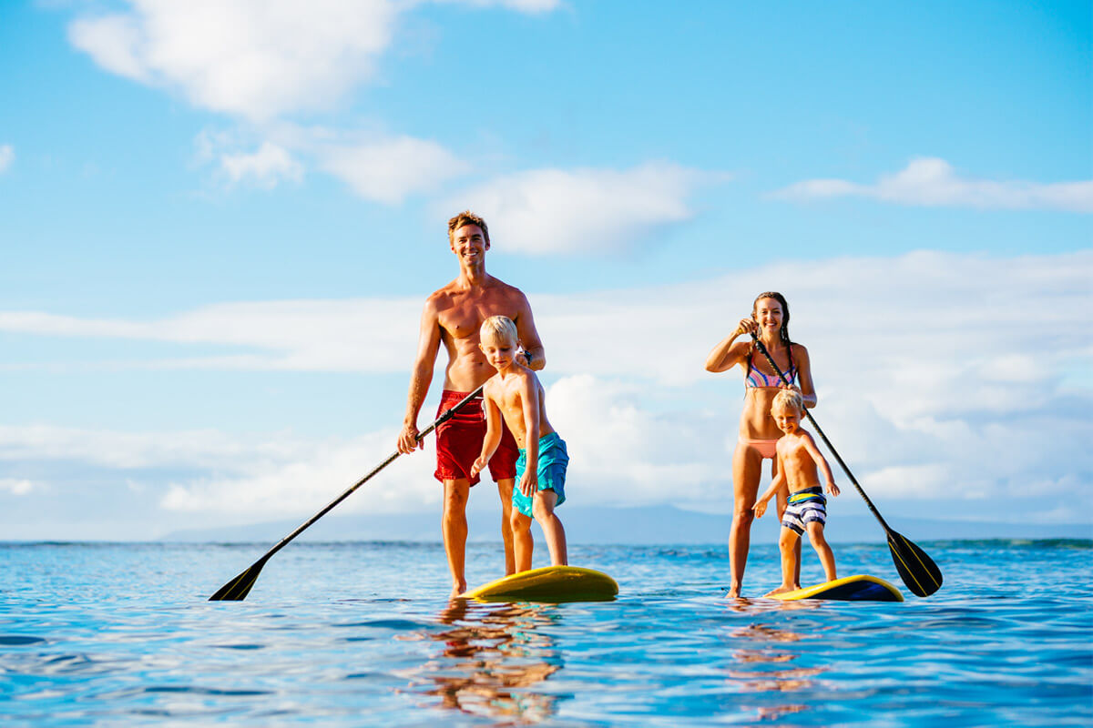Island Surf & Sail - Stand-Up Paddle Boards