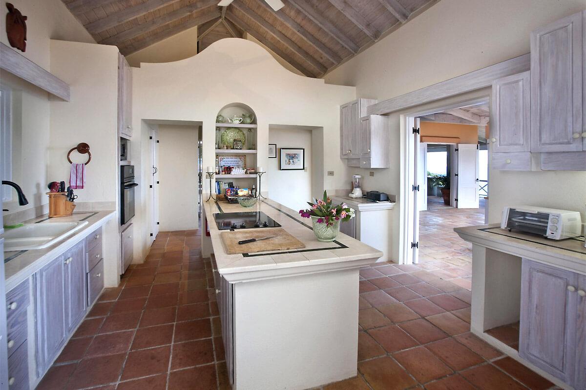 Murray House Villa Kitchen