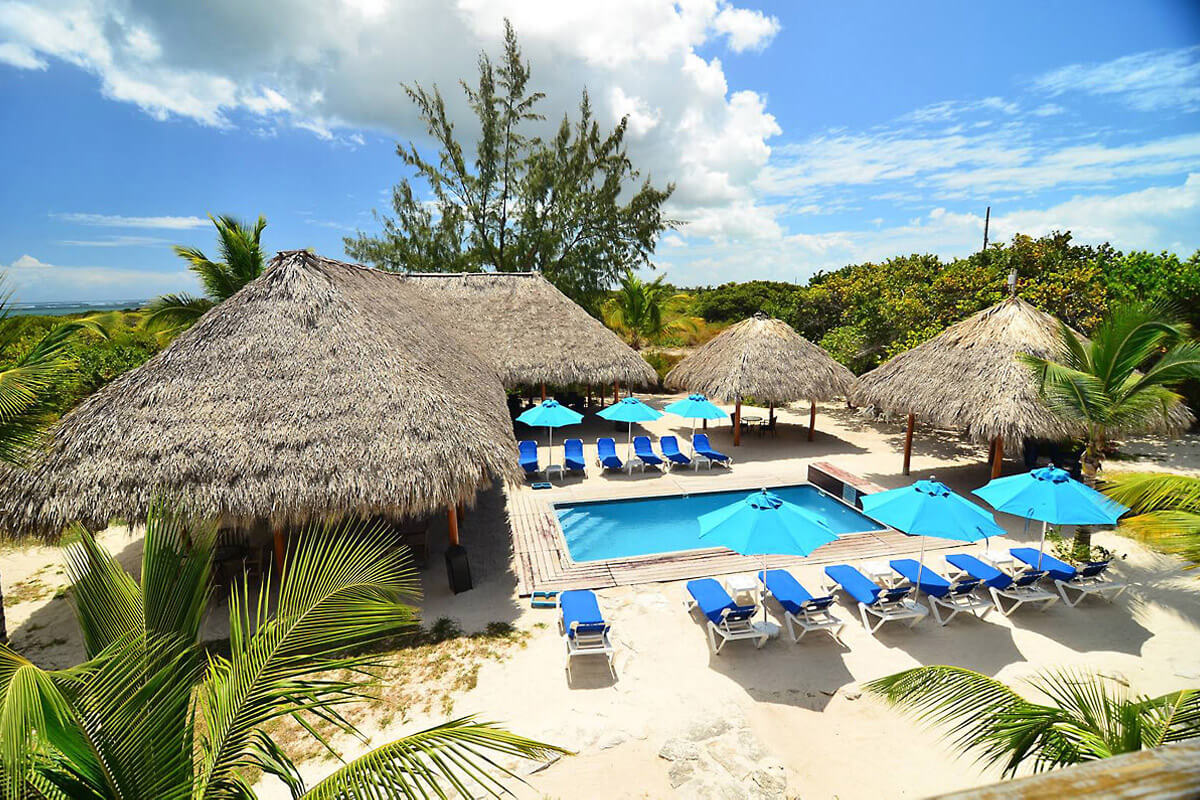 Anegada Beach Club Pool & Restaurant