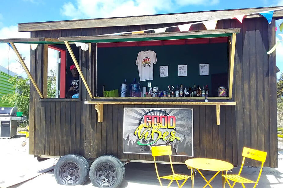 Good Vibes Mobile Bar & Grill Virgin Gorda
