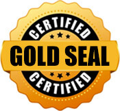 Gold Seal Certified Property