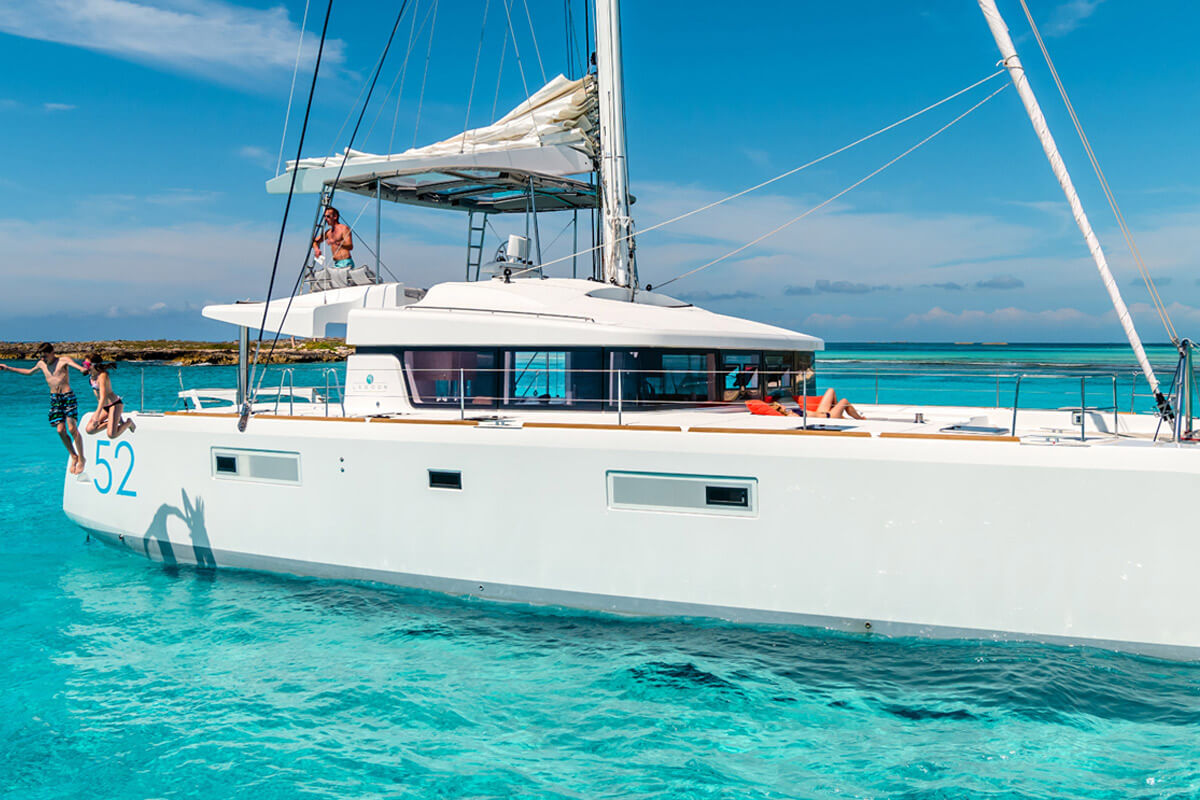 BVI Yacht Charters - Bareboat Catamarans