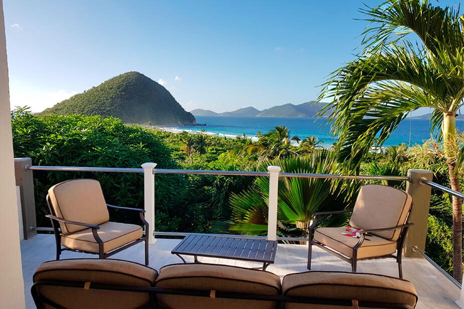 Dream Turquoise Villa Belmont Estate Tortola